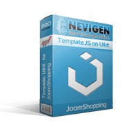 Template for JoomShopping based Uikit2