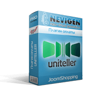 "Плагин оплаты ""Uniteller"" для JoomShopping"