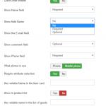 Швидке замовлення товару в JoomShopping