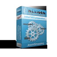 Первичная SEO оптимизация товаров JoomShopping