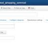 Комплексный модуль товаров JoomShopping (ComMod)