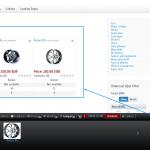 AJAX cart+ compare products + InfoDockBar JoomShopping