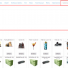 Similar and related products (products internal linking) in JoomShopping